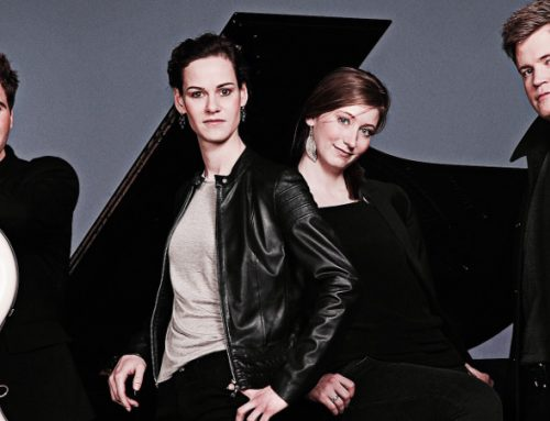 Quartetto Notos: aria di novità nel mondo della Classica (22/05/2019) – comunicato stampa