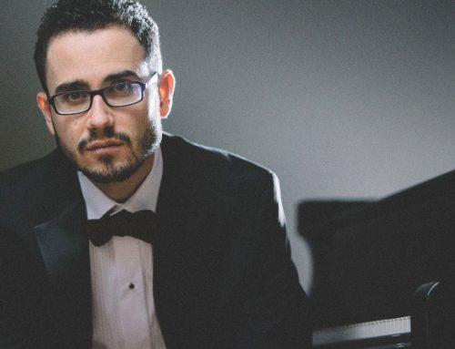 Luca Buratto, un virtuoso fuori del comune alla Fondazione Ferrero di Alba (12/5/2019) – comunicato stampa