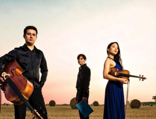 Il Trio Kanon chiude il festival di primavera alla Fondazione Ferrero di Alba (19/05/2019) – comunicato stampa