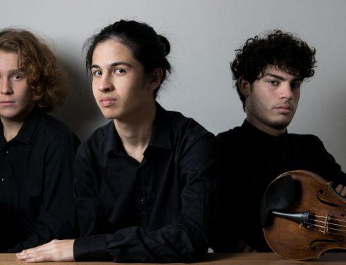 Il Trio Chagall trionfa al Premio Trio di Trieste