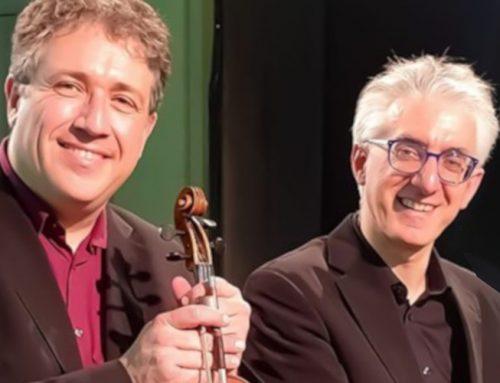 """Marco Rizzi e Roberto Arosio e il """"Caleidoscopio in musica"""" (13/11/2019) – comunicato stampa"""