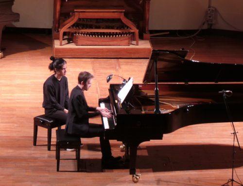Bis del concerto di Alexandre Tharaud (23/10/2019)