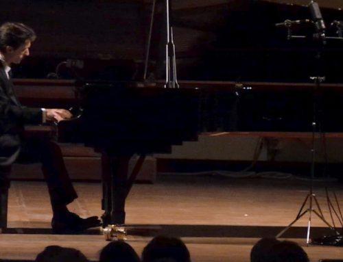 Bis del concerto di Alexander Romanovsky (16/10/2019)