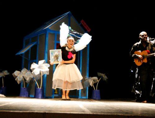 La zanzafiaba, spettacolo musicale per famiglie(8/12/2019) – comunicato stampa