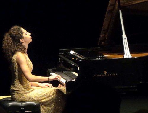 Bis del concerto di Maddalena Giacopuzzi (16/11/2019)