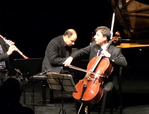 Bis del Trio Lonquich-Clerici-Martinez (10/11/2019)