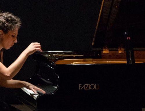 Maddalena Giacopuzzi, poetessa della tastiera, per la prima volta all'Unione Musicale (16/11/2019) – Comunicato stampa