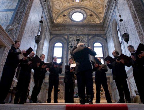 """L'ensemble Odhecaton canta gli """"Umori di Orlando di Lasso"""" (18/11/2019) – Comunicato stampa"""