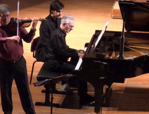 Bis del concerto Rizzi-Arosio (13/11/2019)