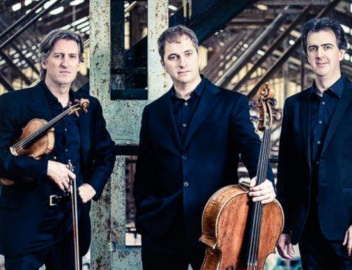 Incontro Beethoven-Kagel: arbitra il Trio di Parma (concerto del 4/12/2019) – comunicato stampa