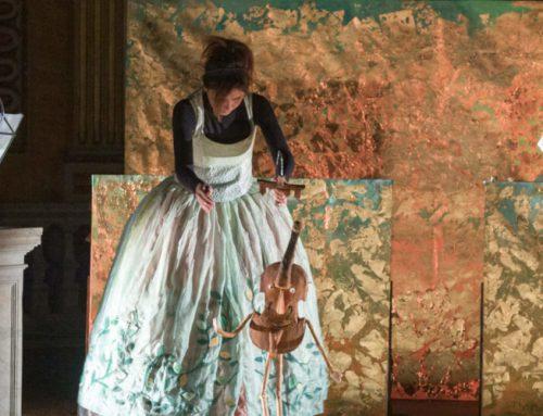 """""""Capricciolò, il violino di Niccolò"""" la nuova favola musicale per famiglie (19/01/2020) – Comunicato stampa"""