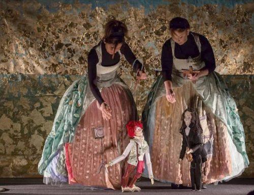 """Intervista esclusiva a Paola Ratto e Valentina Delli Ponti sullo spettacolo """"Capricciolò. Il violino di Niccolò"""""""