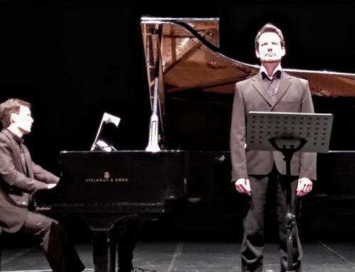 Nuova tappa dell'integrale dei Lieder di Franz Schubert (08/02/2020) – Comunicato stampa