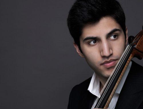 """""""Pura perfezione"""", il violoncellista Kian Soltani debutta all'Unione Musicale (12/02/2020) – Comunicato stampa"""