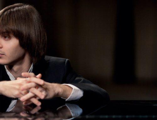 Philipp Kopachevsky debutta all'Unione Musicale (12/01/2020) – Comunicato stampa