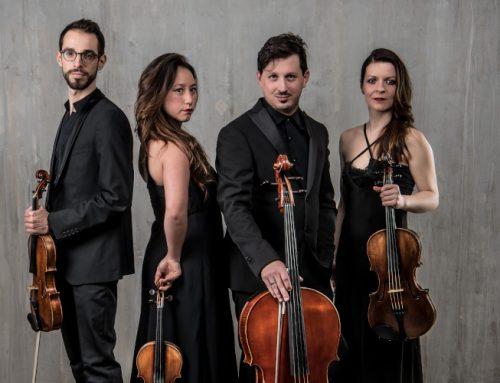 Il Quartetto Indaco debutta all'Unione Musicale (04/02/2020) – Comunicato stampa