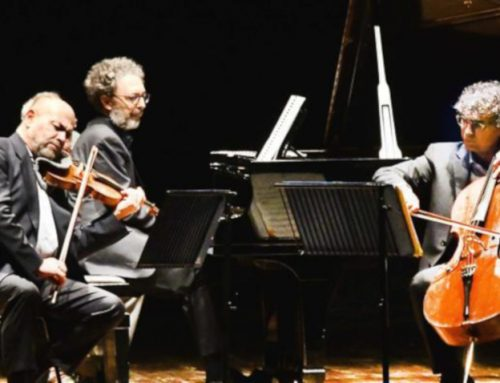 Bis Trio Metamorphosi e Monica Bacelli