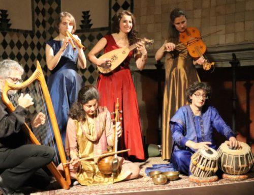 laReverdie presenta Il Milione, viaggio musicale sulle tracce di Marco Polo (03/02/2020) – Comunicato stampa
