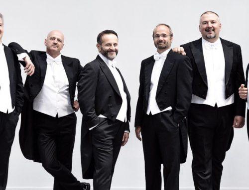 """Gli Italian Harmonists ad alba cantano """"CLASSICHEGGIANDO"""" (15/3/2020) – Comunicato stampa"""