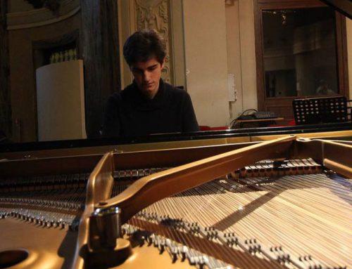 Il pianista Francesco Maccarrone protagonista del quinto concerto di CAMERA D'ESTATE (15/07/2020) – Comunicato stampa