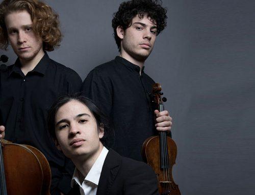 Il Trio Chagall chiude con Mozart la rassegna CAMERA D'ESTATE – 22/7/2020 Comunicato stampa