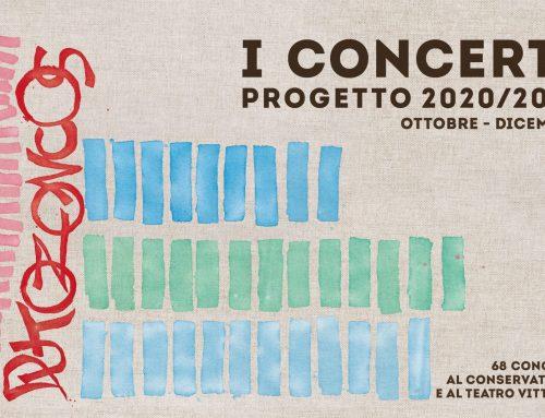 I CONCERTI Progetto 2020-2021 ottobre-dicembre