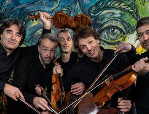Il travolgente Quintetto Bislacco debutta all'Unione Musicale 25.10.2020 – CS