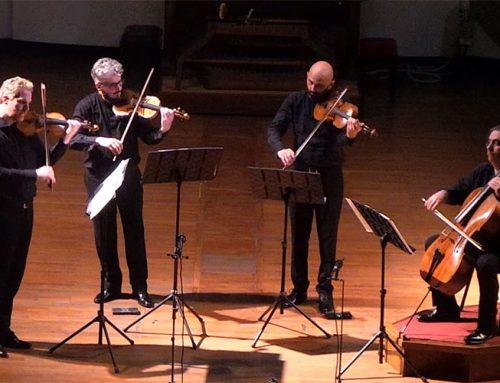 Bis del Quartetto di Cremona