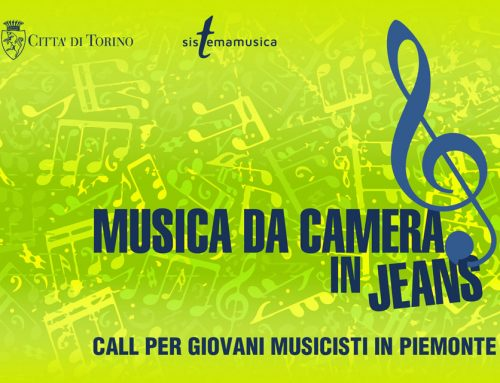 MUSICA DA CAMERA IN JEANS Call per giovani musicistiin Piemonte