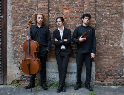 Intervista al Trio Chagall