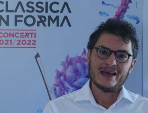 Antonio Valentino presenta la stagione 2021-2022