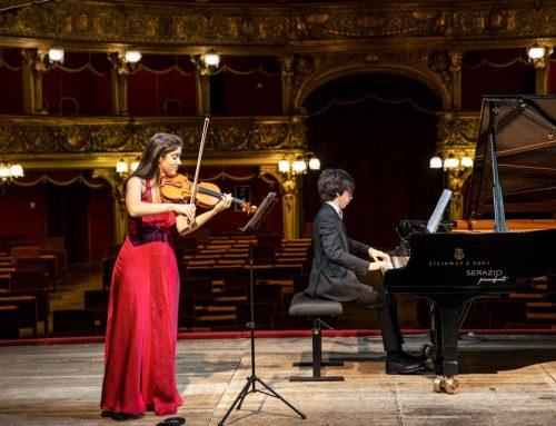 #INTERVISTAILMUSICISTA: protagonisti Gullino e Troncerelli sab 23/10/2021 – CS