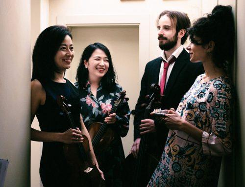 L'Ensemble Kinari inaugura NEXT GENERATION sab 30/11/2021 – CS