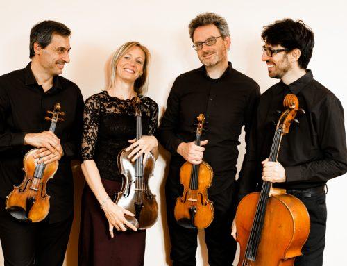Intervista esclusiva al Quartetto Prometeo