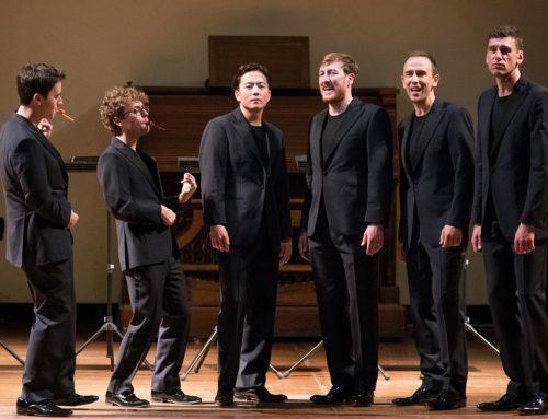BIS King's Singers
